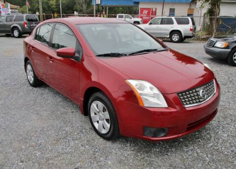 2007 Nissan Sentra for sale at Family Auto Sales of Mt. Holly LLC in Mount Holly NC