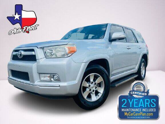 2011 Toyota 4Runner for sale at AUTO DIRECT Bellaire in Houston TX