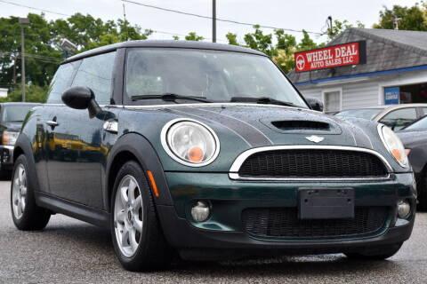 2009 MINI Cooper for sale at Wheel Deal Auto Sales LLC in Norfolk VA