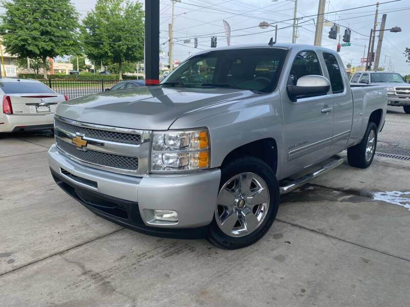 2011 Chevrolet Silverado 1500 for sale at Michael's Imports in Tallahassee FL