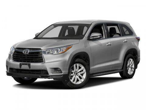 2016 Toyota Highlander for sale at Karplus Warehouse in Pacoima CA