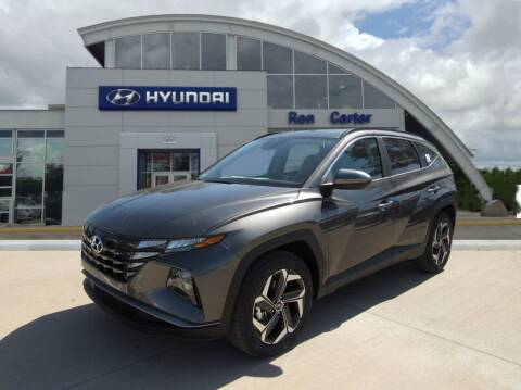 2022 Hyundai Tucson for sale at Ron Carter  Clear Lake Used Cars in Houston TX