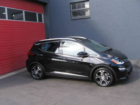 2017 Chevrolet Bolt EV for sale at Paramount Motors NW in Seattle WA