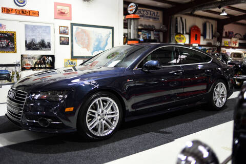 2017 Audi A7 for sale at Crystal Motorsports in Homosassa FL