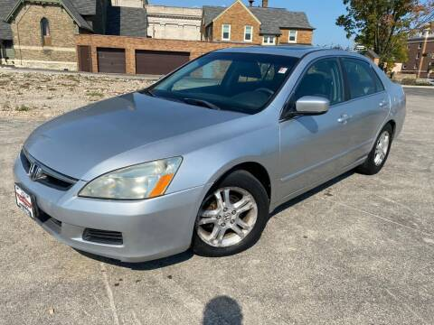 2006 Honda Accord for sale at Your Car Source in Kenosha WI