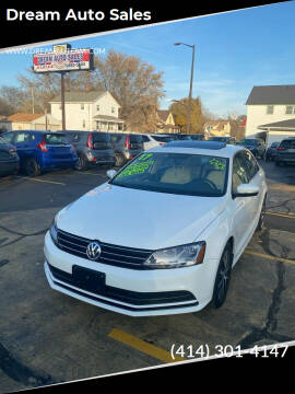 2017 Volkswagen Jetta for sale at Dream Auto Sales in South Milwaukee WI