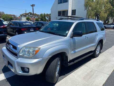 2008 Toyota 4Runner for sale at Coast Auto Motors in Newport Beach CA