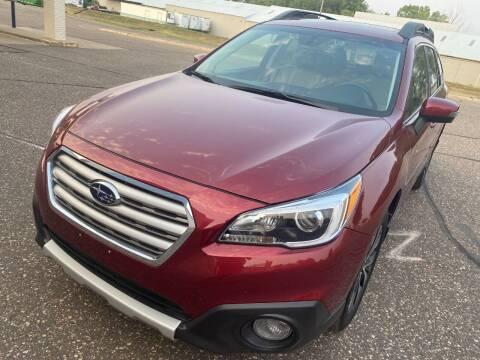 2017 Subaru Outback for sale at Salama Cars / Blue Tech Motors in South Saint Paul MN