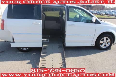 2008 Dodge Grand Caravan for sale at Your Choice Autos - Joliet in Joliet IL