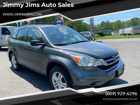 2011 Honda CR-V for sale at Jimmy Jims Auto Sales in Tabernacle NJ