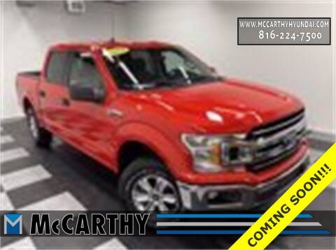 2019 Ford F-150 for sale at Mr. KC Cars - McCarthy Hyundai in Blue Springs MO