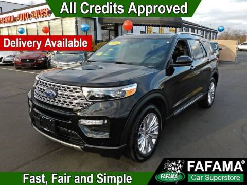 2020 Ford Explorer for sale at FAFAMA AUTO SALES Inc in Milford MA