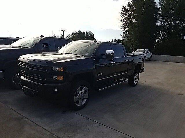 2016 Chevrolet Silverado 2500HD for sale at Chevrolet Buick GMC of Puyallup in Puyallup WA