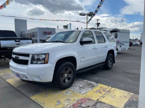 2010 Chevrolet Tahoe for sale at Better All Auto Sales in Yakima WA