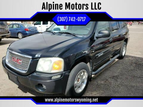 2004 GMC Envoy XUV for sale at Alpine Motors LLC in Laramie WY