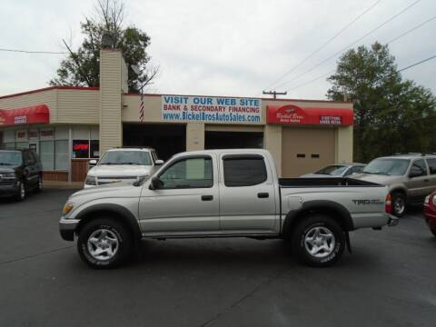 2004 Toyota Tacoma for sale at Bickel Bros Auto Sales, Inc in Louisville KY