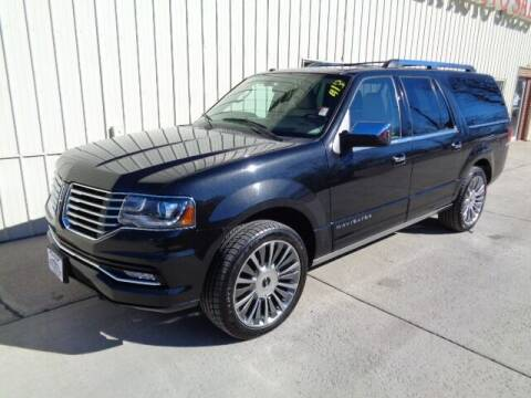 2015 Lincoln Navigator L for sale at De Anda Auto Sales in Storm Lake IA