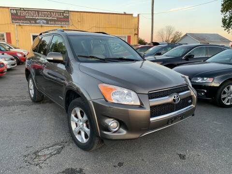 2011 Toyota RAV4 for sale at Virginia Auto Mall in Woodford VA