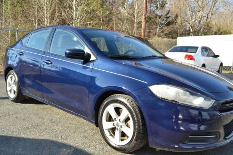 2015 Dodge Dart for sale at Victory Auto Sales in Randleman NC