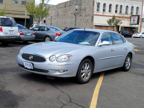 2005 Buick LaCrosse for sale at Aberdeen Auto Sales in Aberdeen WA