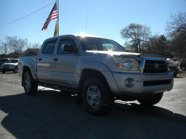 2008 Toyota Tacoma for sale at Manquen Automotive in Simpsonville SC