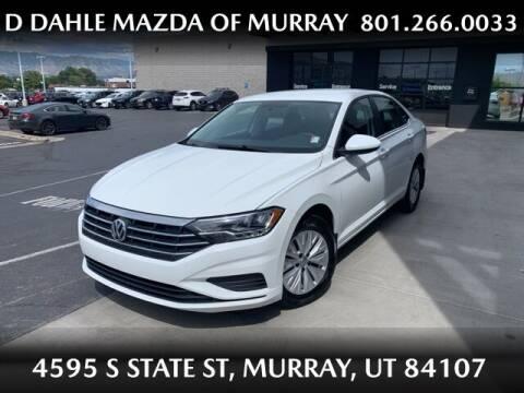 2019 Volkswagen Jetta for sale at D DAHLE MAZDA OF MURRAY in Salt Lake City UT