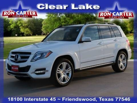 2014 Mercedes-Benz GLK for sale at Ron Carter  Clear Lake Used Cars in Houston TX