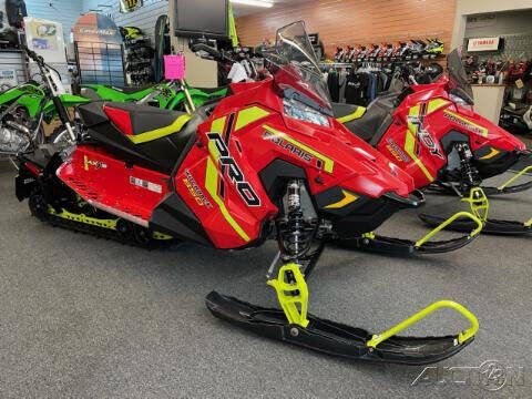 2021 Polaris 850 SWITCHBACK 137 PRO-S STORM for sale at ROUTE 3A MOTORS INC in North Chelmsford MA