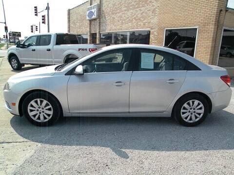 2011 Chevrolet Cruze for sale at Kingdom Auto Centers in Litchfield IL