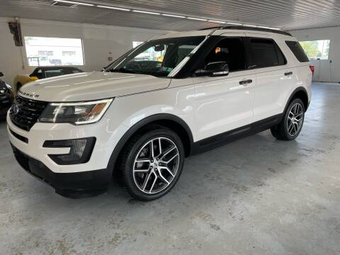 2016 Ford Explorer for sale at Stakes Auto Sales in Fayetteville PA