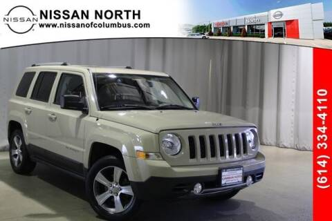 2017 Jeep Patriot for sale at Auto Center of Columbus in Columbus OH