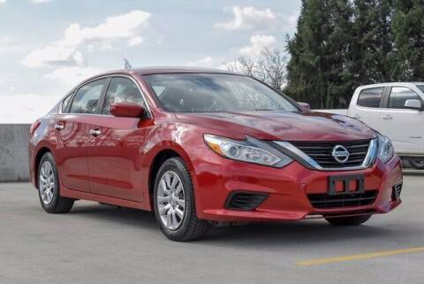 2016 Nissan Altima for sale at Chevrolet Buick GMC of Puyallup in Puyallup WA