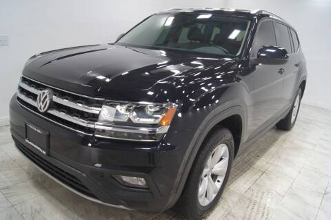 2019 Volkswagen Atlas for sale at Sacramento Luxury Motors in Carmichael CA