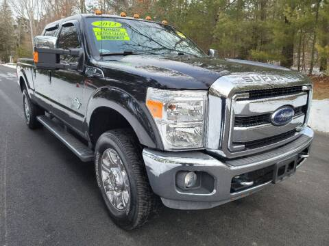 2013 Ford F-350 Super Duty for sale at Showcase Auto & Truck in Swansea MA