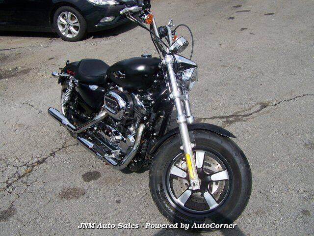 2015 Harley Davidson XL1200CP XL1200C Sportster 120  - Leesburg VA