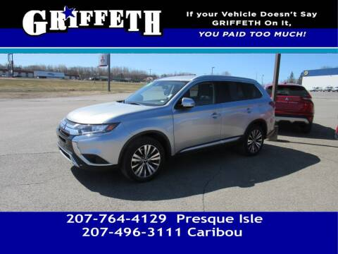 2020 Mitsubishi Outlander for sale at Griffeth Mitsubishi - Pre-owned in Caribou ME