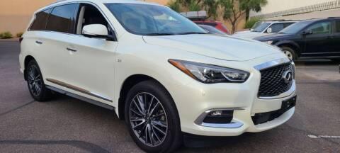 2017 Infiniti QX60 for sale at Arizona Auto Resource in Tempe AZ