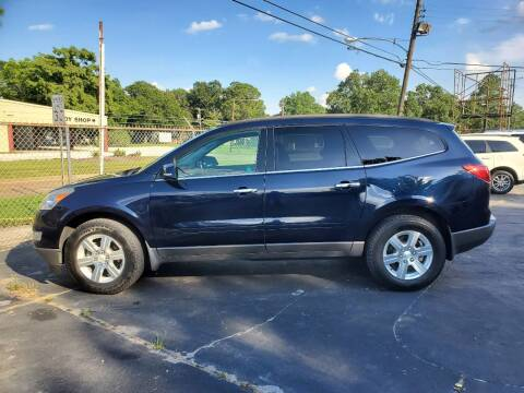 2011 Chevrolet Traverse for sale at Bill Bailey's Affordable Auto Sales in Lake Charles LA