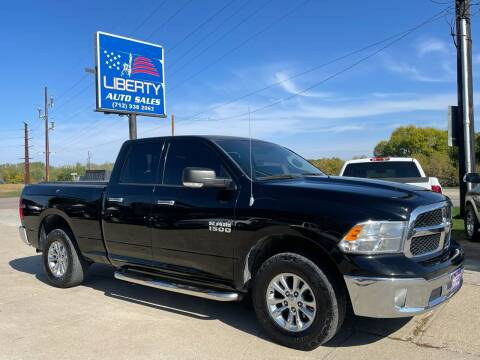 2013 RAM Ram Pickup 1500 for sale at Liberty Auto Sales in Merrill IA