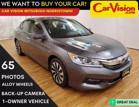 2017 Honda Accord Hybrid for sale at Car Vision Mitsubishi Norristown in Trooper PA