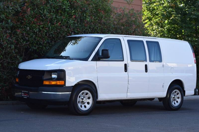 2012 Chevrolet Express Cargo for sale at Beaverton Auto Wholesale LLC in Aloha OR