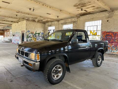 1995 Nissan Truck for sale at Dodi Auto Sales in Monterey CA