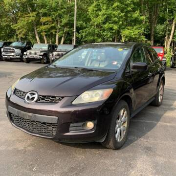 2007 Mazda CX-7 for sale at MBM Auto Sales and Service in East Sandwich MA