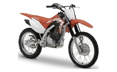 2021 Honda CRF125FBM for sale at Honda West in Dickinson ND
