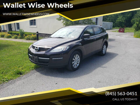 2008 Mazda CX-9 for sale at Wallet Wise Wheels in Montgomery NY