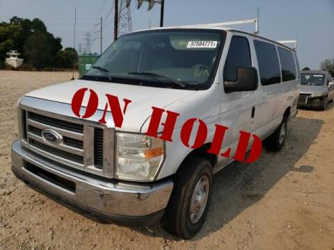 2008 Ford E-Series Wagon for sale at East Coast Auto Source Inc. in Bedford VA