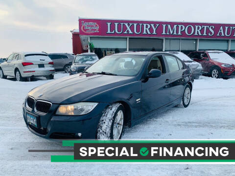 2010 BMW 3 Series for sale at LUXURY IMPORTS AUTO SALES INC in North Branch MN