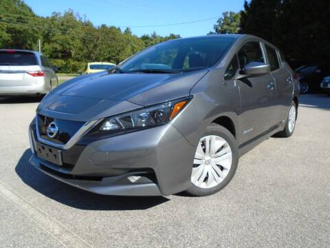 2018 Nissan LEAF for sale at SAR Enterprises in Raleigh NC