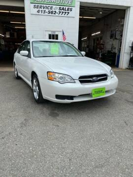 2006 Subaru Legacy for sale at Pikeside Automotive in Westfield MA