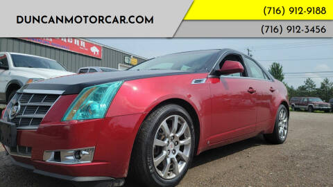2008 Cadillac CTS for sale at DuncanMotorcar.com in Buffalo NY